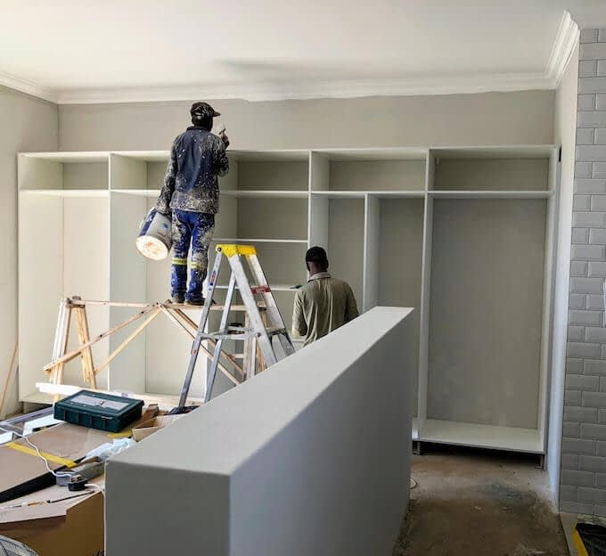Huis Bouers in Pretoria nuwe huis aanbouings