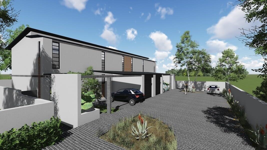 BPX Builders Pretoria - Units for Sale Waverley