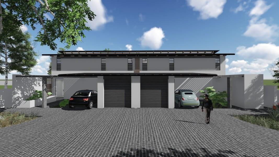 BPX House Builders Pretoria - Units for Sale Waverley