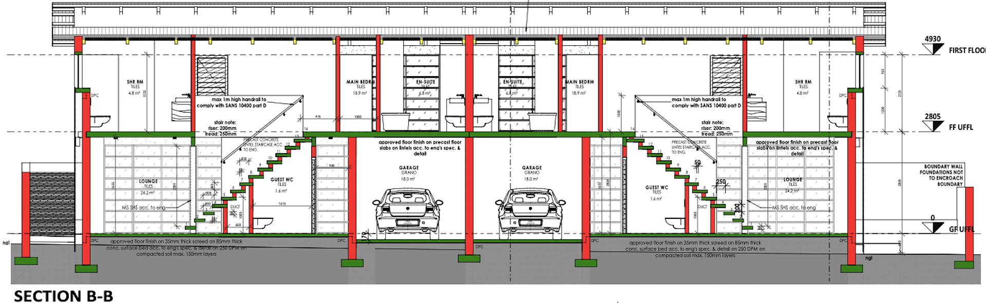 Waverly Units Pretoria - plan1