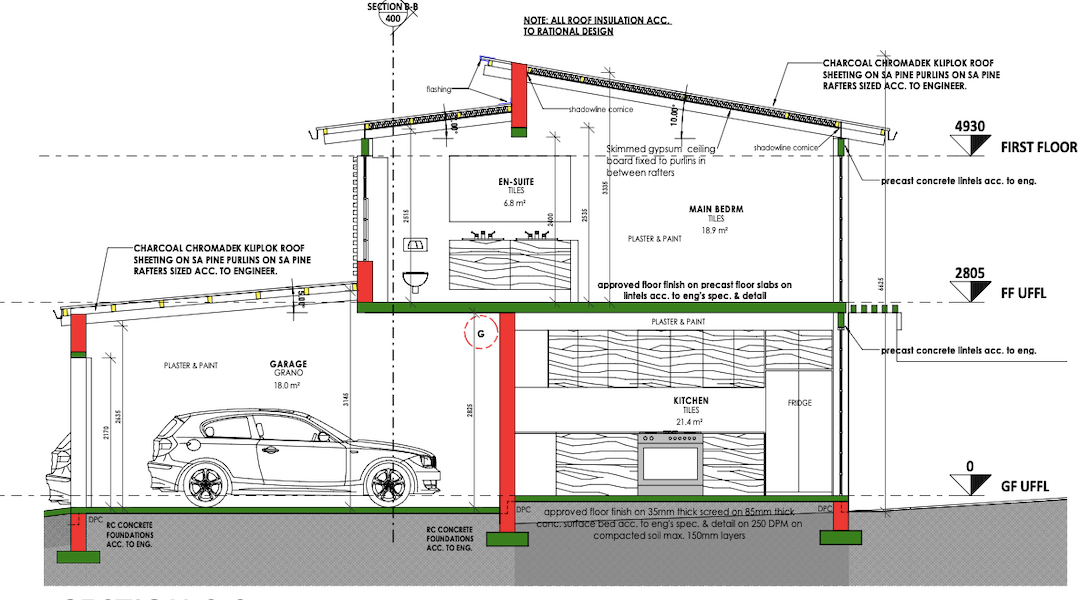 Waverly Units Pretoria - plan2