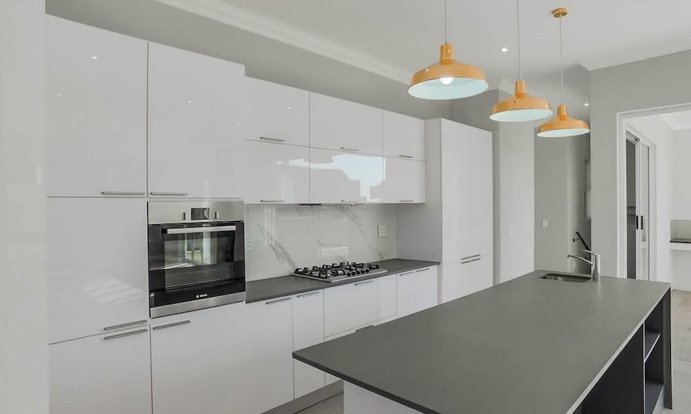 House Builders Pretoria | Kitchen Lighting Design