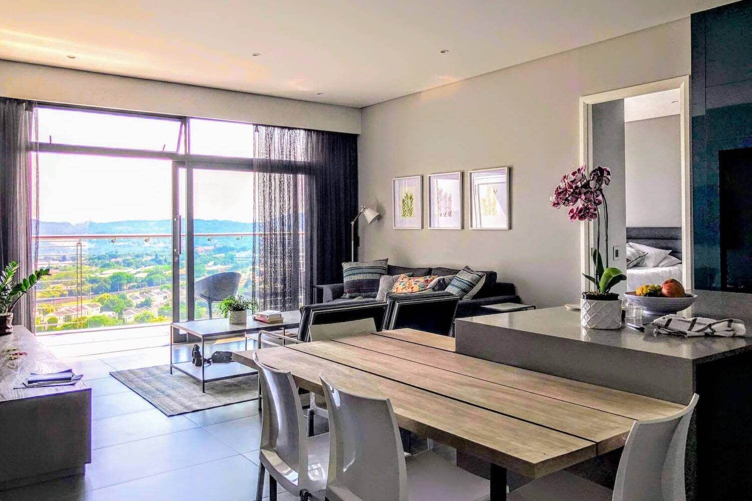 House Builders Pretoria - Menlyn Maine living Area After