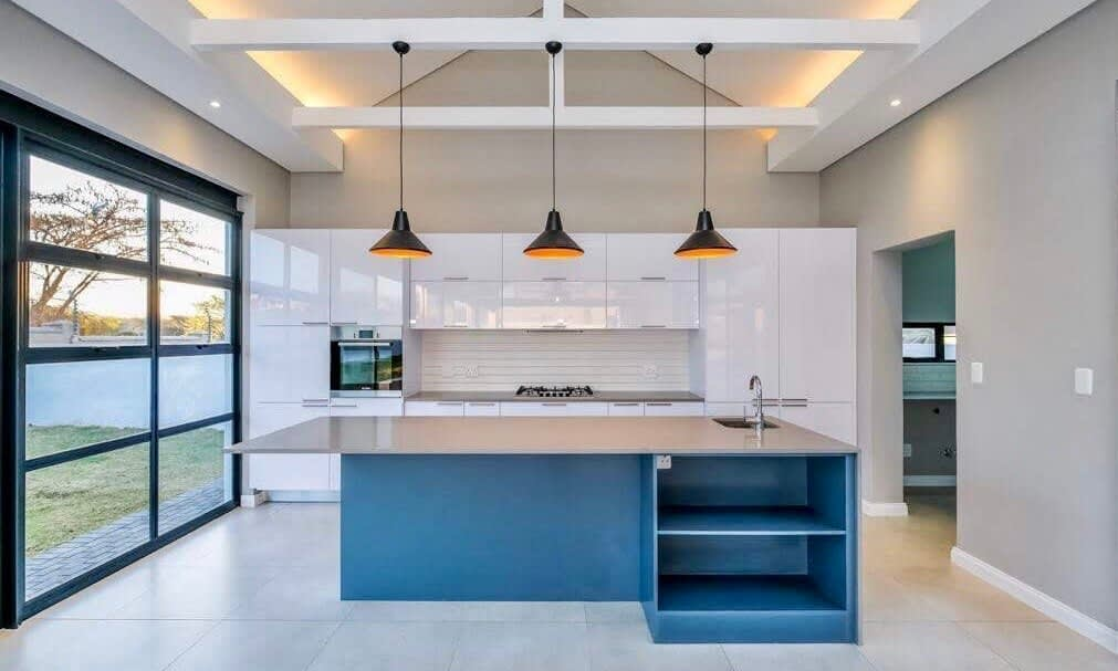 Tshwane Builders | modern kitchen, new house